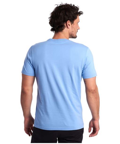 Men's Barbour Chanonry Tee - Colorado Blue