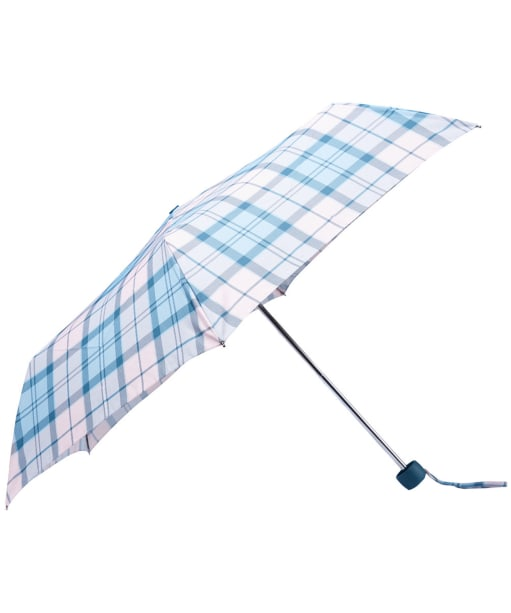 Women's Barbour Portree Umbrella - BLOSSOM TARTAN