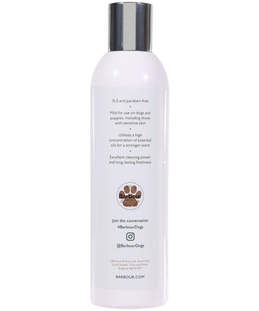 Barbour Dog Shampoo - White