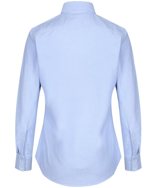 Women's Musto Oxford Long Sleeve Shirt - Pale Blue