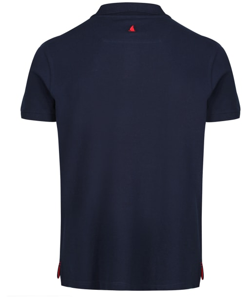 Men's Musto Pique Polo Shirt - True Navy
