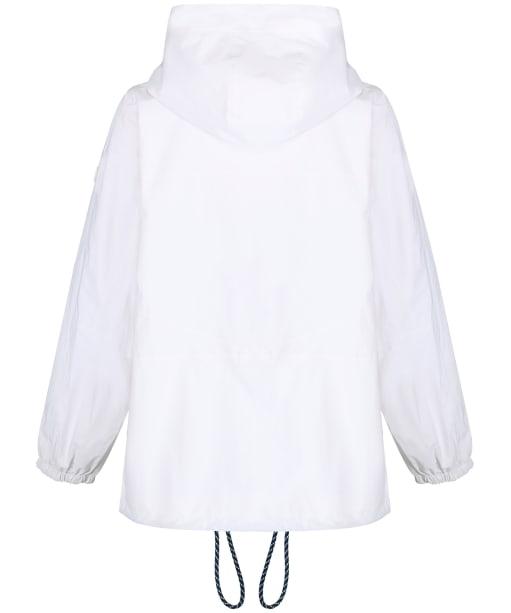 Women's Aigle Costus Waterproof Jacket - Blanc Aigle