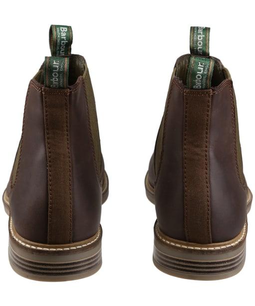 Men's Barbour Farsley Chelsea Boots - Chocolate