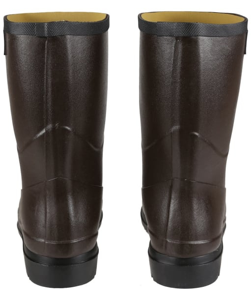 Women's Aigle Bison Rubber Boots - Brown