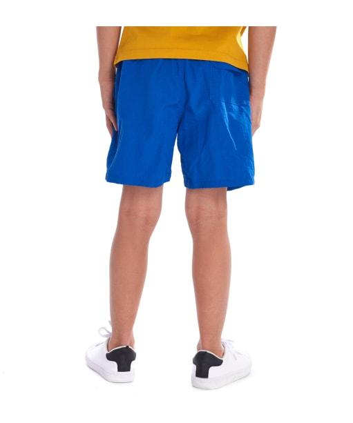 Boy's Barbour Essential Swim Shorts, 2-9yrs - Atlantic Blue