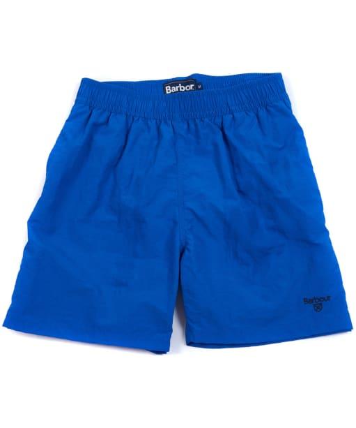 Boy's Barbour Essential Swim Shorts, 10-15yrs - Atlantic Blue