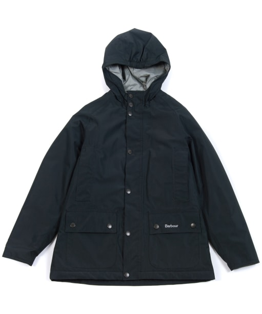 Boy's Barbour Southway Jacket, 10-15yrs - Black