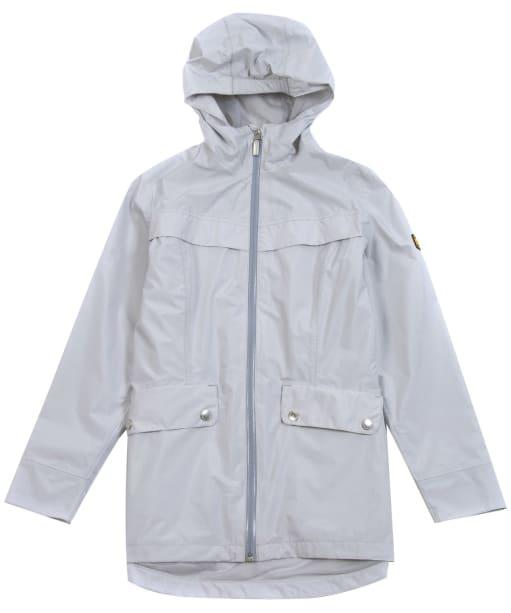 Girls Hold Jacket - Ice White