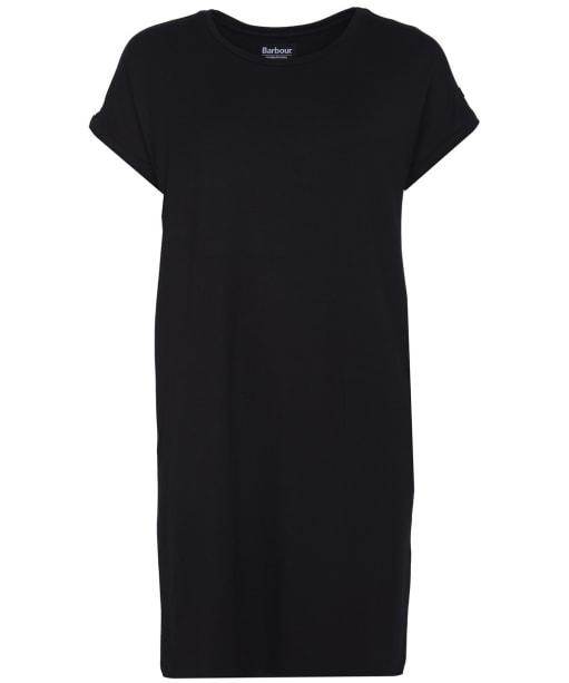 Women's Barbour International Hurdle Dress - Black