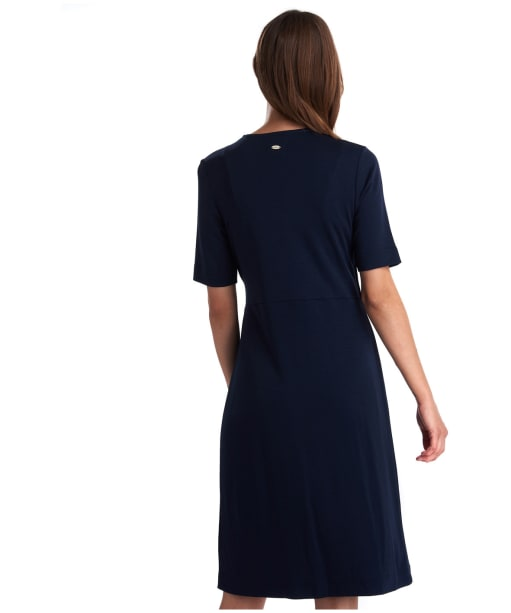 Women's Barbour Freya Dress - Navy