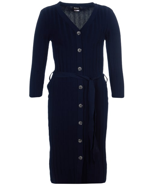 Women's Barbour Aria Dress - Navy