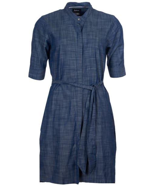Women's Barbour Inglis Dress - Chambray