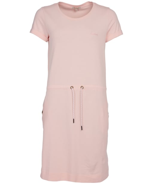 Women's Barbour Baymouth Dress - Pale Coral
