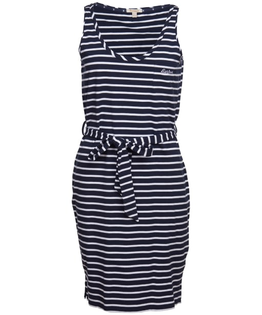 Women's Barbour Patterson Dress - Navy