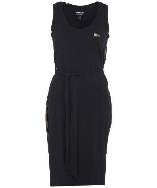 Women's Barbour International Keeper Dress - Black
