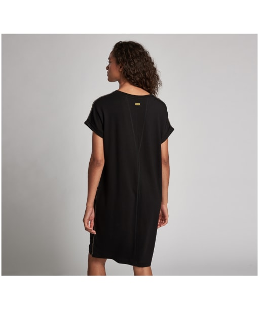 Women's Barbour International Axel Dress - Black