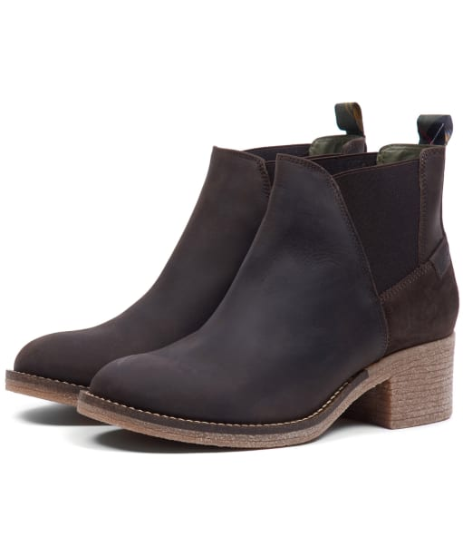 Keren Chelsea Boot - Brown Leather