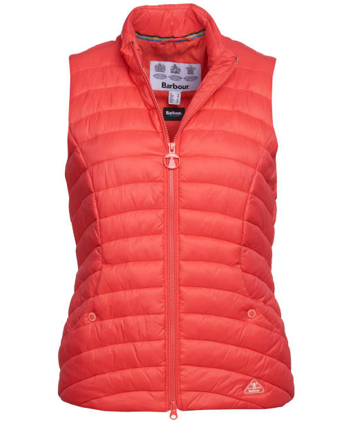 Women's Barbour Shorewood Gilet - Coral