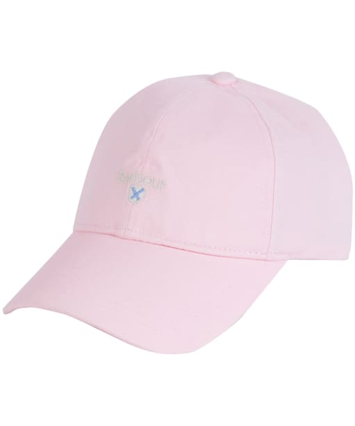 Women's Barbour Borthwick Sports Cap - Blossom Pink
