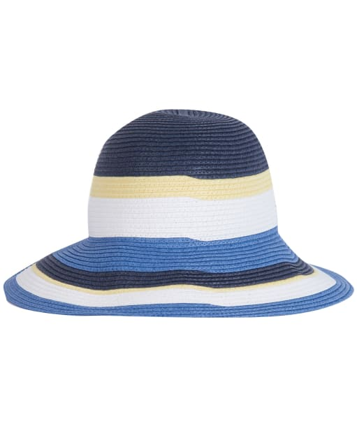 Women's Barbour Marsh Cloche Hat - Blue / Yellow