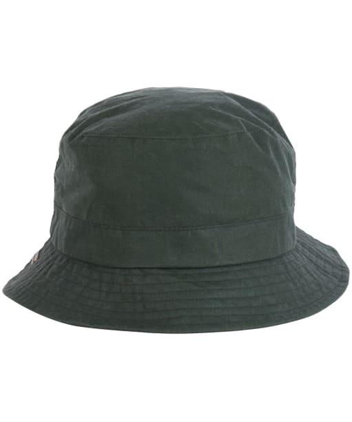 Women's Barbour Lightweight Wax Hat - Duffle Green