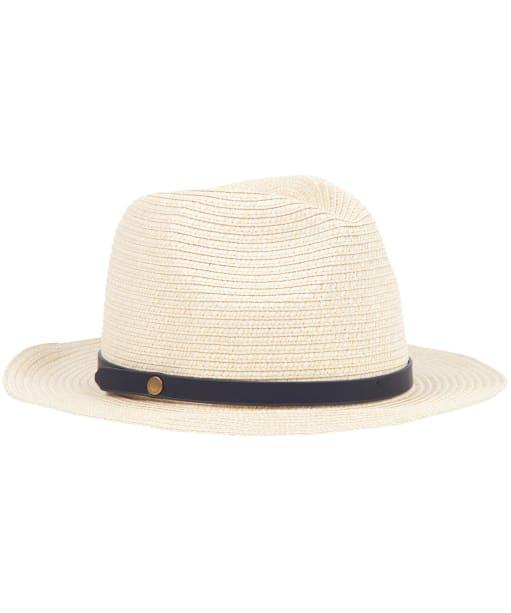 Women's Barbour Heathfield Trilby Hat - Natural