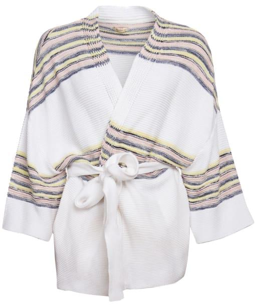 Women's Barbour Pier Knit Cardigan - Multi Stripe