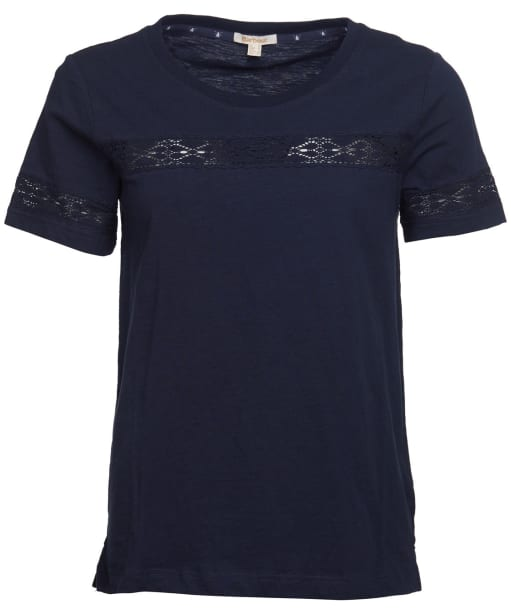 Women's Barbour Pier Top - Navy