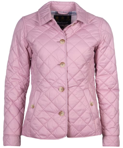 Women's Barbour Freya Quilted Jacket - Blossom