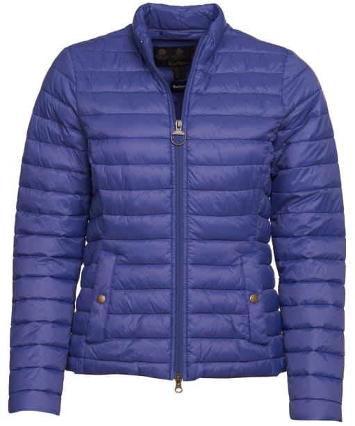 Women's Barbour Layla Packable Quilted Jacket - Lupin