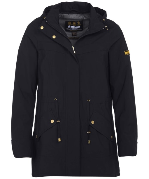 Women's Barbour International Volley Jacket - Black