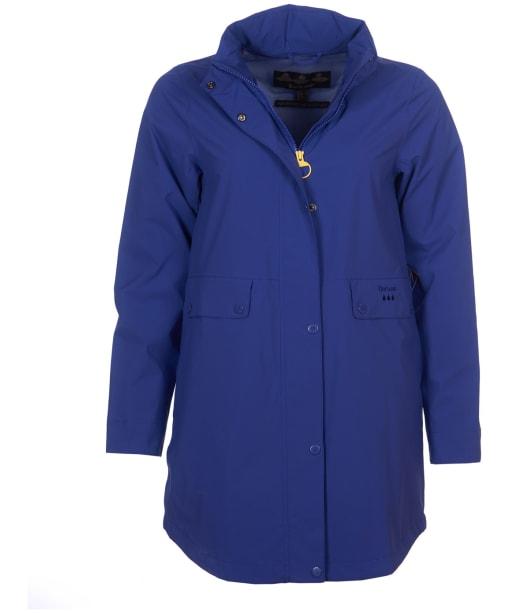 Women's Barbour Katafront Waterproof Jacket - Eclipse