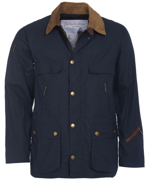 Bedale Casual Jacket - Navy