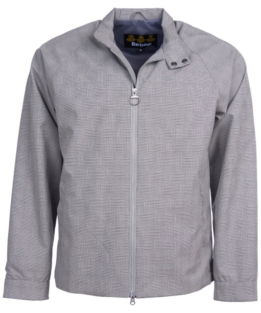 Men's Barbour Brigard Casual Jacket - Neutral Check