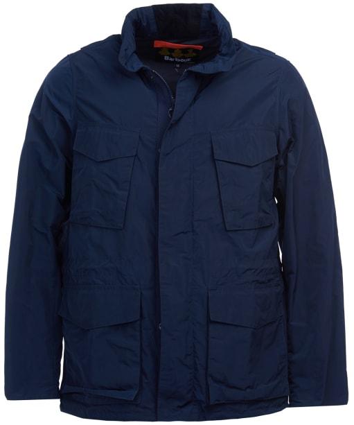 Men's Barbour Gelb Casual Jacket - Navy