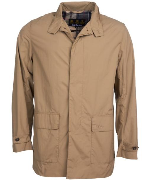 Men's Barbour Ark Casual Jacket - Sand