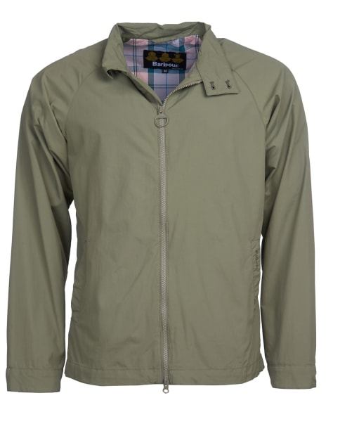 Men's Barbour Donkin Casual Jacket - Light Moss