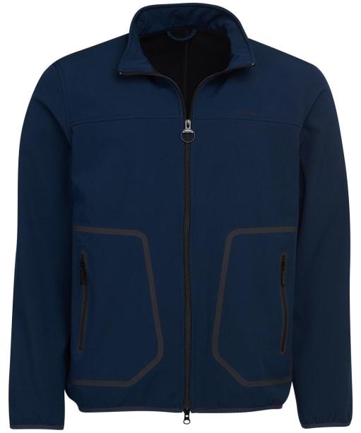Men's Barbour Sandsend Fleece Jacket - Navy