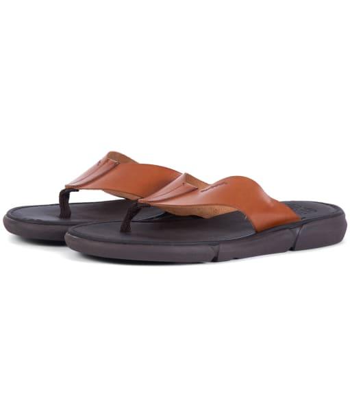 Men's Barbour Arron Sandals - Tan