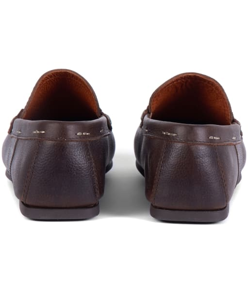 Men's Barbour Mansell Loafers - Brown