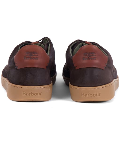 Men's Barbour Bilby Shoes - Brown Nubuck