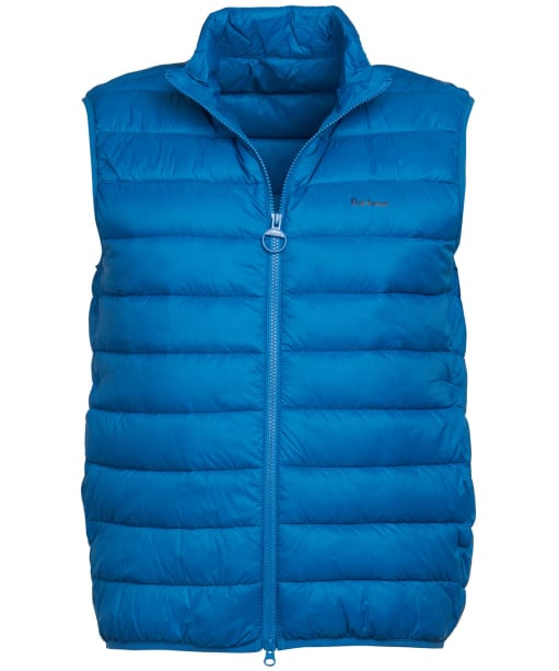 Men's Barbour Bretby Gilet - Aqua