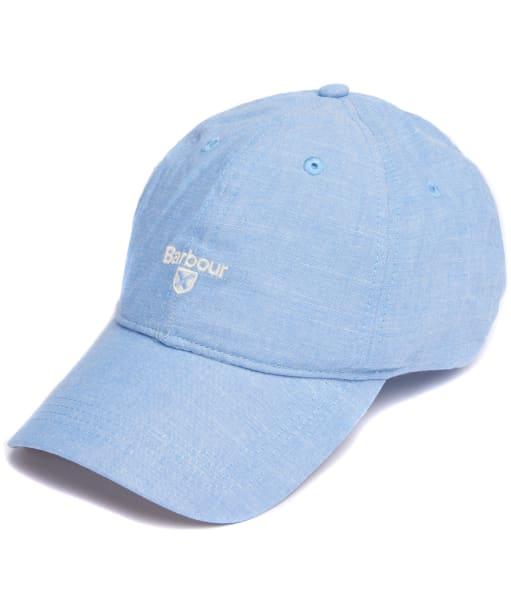 Men's Barbour Ellerton Sports Cap - Blue
