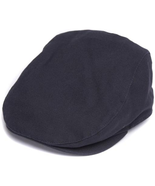 Men's Barbour Contin Flat Cap - Navy