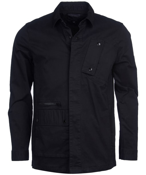 Remote Overshirt - Black
