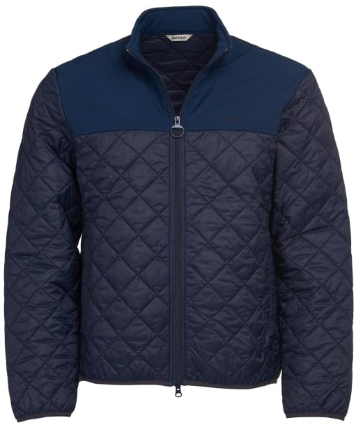 Men's Barbour Staindrop Quilted Jacket - Navy