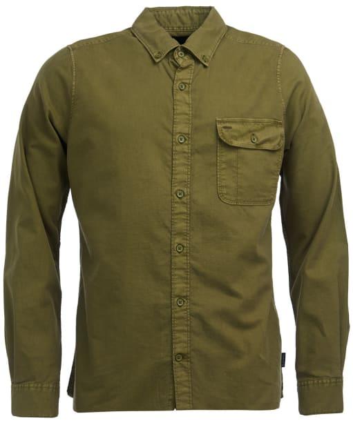 Men's Barbour Stonebower Shirt - Light Moss