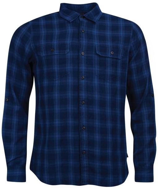 Men's Barbour International Frame Shirt - Indigo