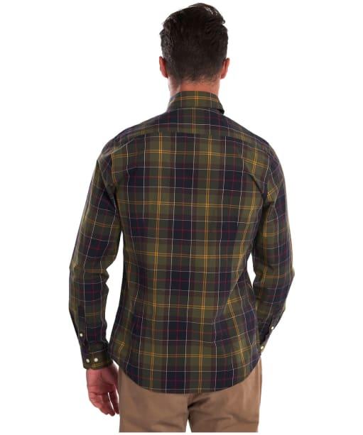 Men's Barbour Tartan 7 Tailored Shirt - Barbour Classic