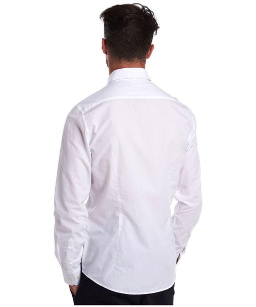 Men's Barbour Headshaw Shirt - White